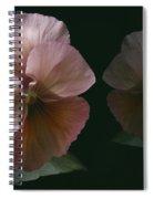 Pansy Spiral Notebook