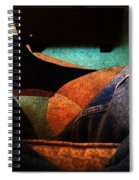 Pants Spiral Notebook