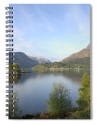 Pap Of Glencoe Spiral Notebook
