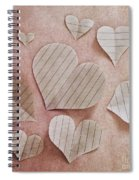 Papier D'amour Spiral Notebook