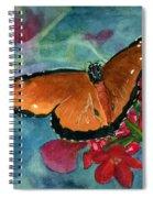 Papilio Fandango  Spiral Notebook