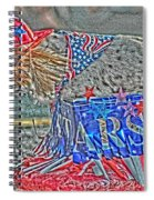 Parade Dog Spiral Notebook