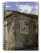 Paradise For Sale Spiral Notebook
