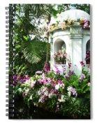 Paradise Gazebo Spiral Notebook