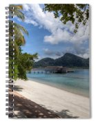 Paradise Island Spiral Notebook