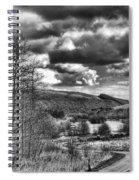 Parc Cwm Darran Mono Spiral Notebook