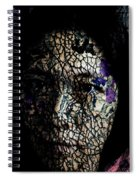 Parched Spiral Notebook