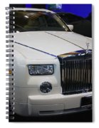 Pardon Me Sir Spiral Notebook