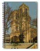 Paris 03 Spiral Notebook