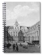Paris: Palais De Justice Spiral Notebook