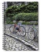 Parked 2 Spiral Notebook