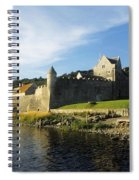 Parkes Castle, Co Leitrim, Ireland Spiral Notebook