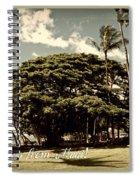 Parkside Postcard Spiral Notebook