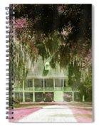Parlange Plantation Circa 1750 New Roads La Spiral Notebook