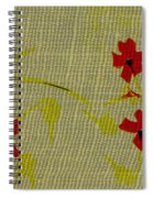 Parts And Pieces  Spiral Notebook