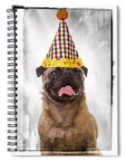 Party Animal Spiral Notebook