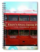 Party Bus Spiral Notebook
