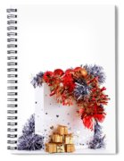 Party Decorations In A Bag Spiral Notebook