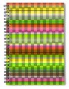 Party Stripe Spiral Notebook