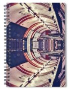 Passage Tubulaire - Archifou 45 Spiral Notebook