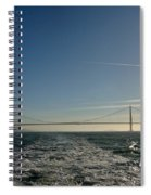 Passed The Gate Spiral Notebook
