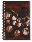 Passion Explosion II Spiral Notebook