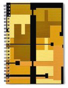 Passive Spiral Notebook