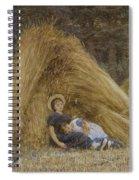 Past Work Spiral Notebook