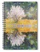 Pastel Memories Spiral Notebook
