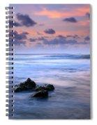 Pastel Tides Spiral Notebook