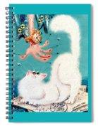 Pat That Cat Spiral Notebook