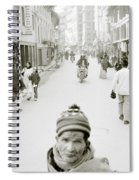 Patan In Kathmandu Spiral Notebook