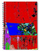 Patchwork Spiral Notebook