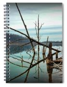 Path To Enlightment Spiral Notebook