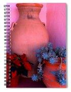 Patio 2 Spiral Notebook