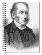 Patrick Bell (1799-1869) Spiral Notebook