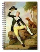 Patrick Heatly Spiral Notebook