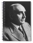Paul Claudel (1868-1955) Spiral Notebook