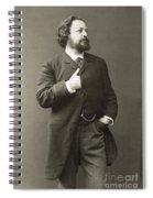 Paul Von Heyse (1830-1914) Spiral Notebook