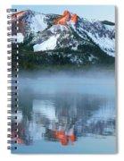 Paulina Lake Reflections Spiral Notebook
