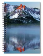 Paulina Peak Reflections Spiral Notebook