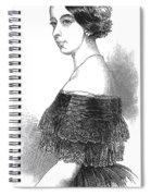 Pauline Viardot-garcia Spiral Notebook