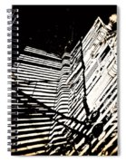 Peace In Eternity Spiral Notebook