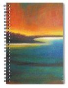 Aurora Spiral Notebook