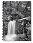 Peace Of Water Spiral Notebook