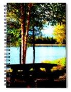 Peaceful Picnic Spiral Notebook