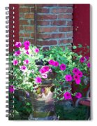 Peaceful Retreat Spiral Notebook