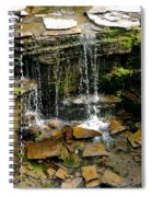 Peaceful Rocks Spiral Notebook