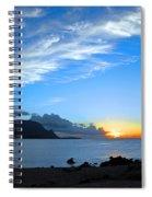 Peaceful Solitude Spiral Notebook