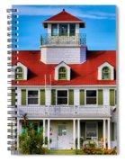 Peanut Island Spiral Notebook